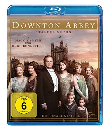 Downton Abbey Staffel 6 [Blu-ray]