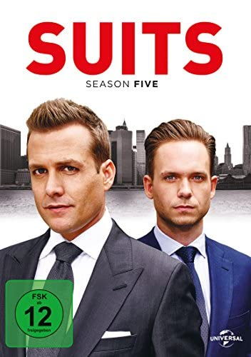 Suits Staffel 5 (4 DVDs)