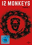 12 Monkeys - Staffel 1 (4 DVDs)
