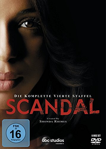 Scandal Staffel 4 (6 DVDs)