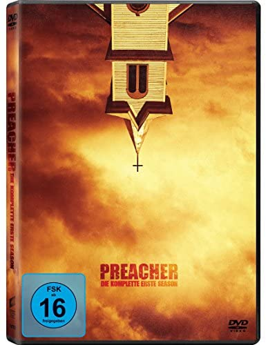 Preacher Staffel 1 (4 DVDs)