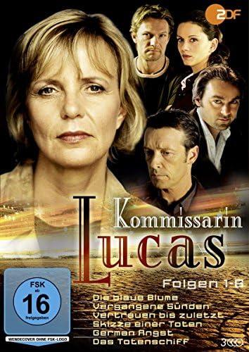 Kommissarin Lucas Folge 7-12 (3 DVDs)