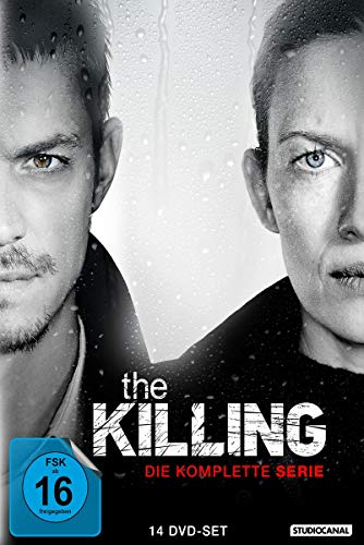 The Killing Die komplette Serie (14 DVDs)