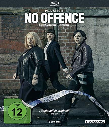 No Offence Staffel 1 [Blu-ray]