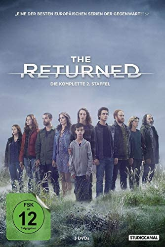 The Returned Staffel 2 (3 DVDs)