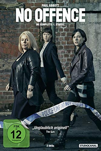 No Offence Staffel 1 (3 DVDs)