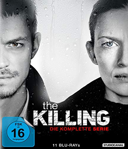 The Killing Die komplette Serie [Blu-ray]