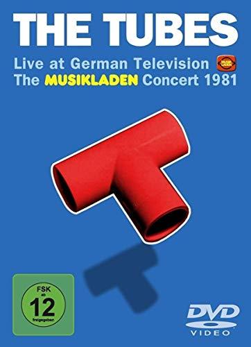 Musikladen The Tubes Concert (1981)