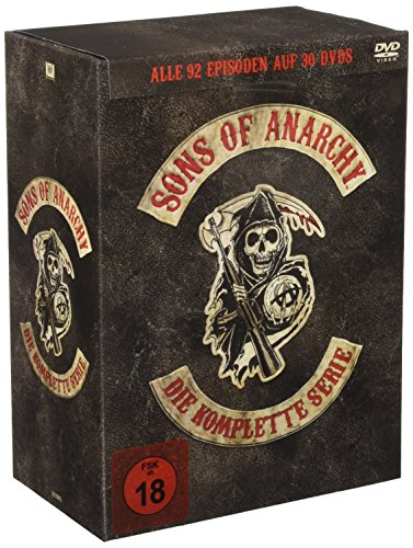 Sons of Anarchy Complete Box (30 DVDs)
