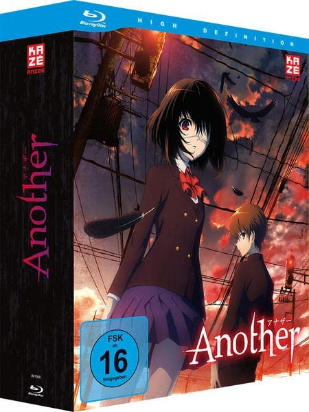 Another Vol. 1 + Sammelschuber (Limited Edition) [Blu-ray]