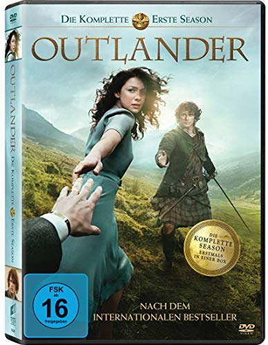 Outlander Staffel 1 (6 DVDs)