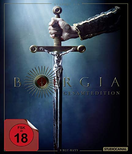 Borgia Gesamtedition [Blu-ray]