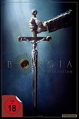 Borgia Gesamtedition (15 DVDs)