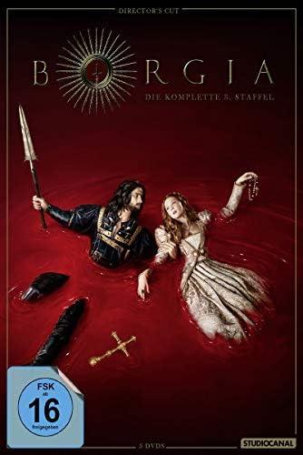 Borgia Staffel 3 (Director's Cut) (4 DVDs)