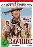 Rawhide - Tausend Meilen Staub - Season 8 (4 DVDs)