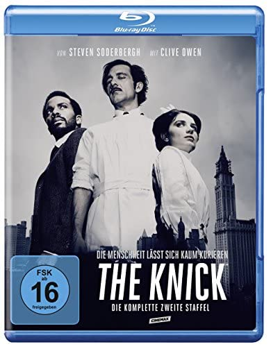 The Knick Staffel 2 [Blu-ray]