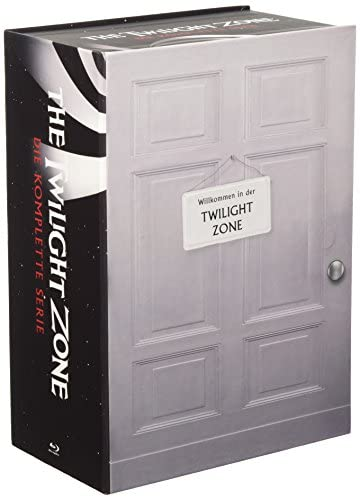 The Twilight Zone Die komplette Serie [Blu-ray]