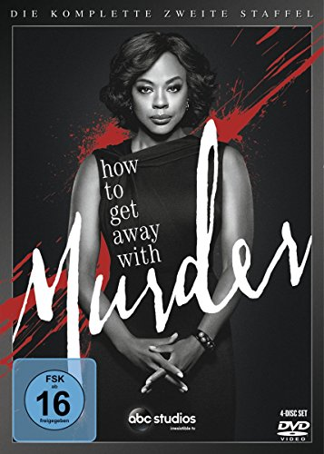How to Get Away with Murder Staffel 2 (4 DVDs)
