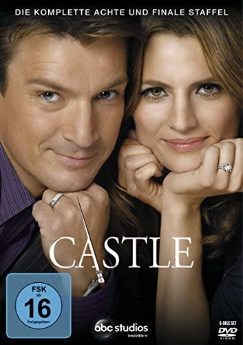 Castle Staffel 8 (6 DVDs)