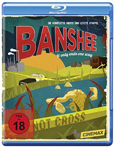 Banshee Staffel 4 [Blu-ray]
