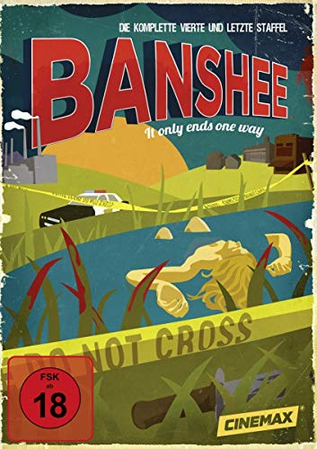 Banshee Staffel 4 (3 DVDs)