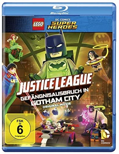 LEGO DC Comics Super Heroes: Justice League