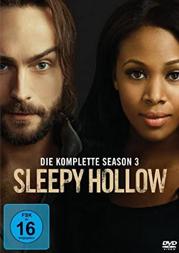 Sleepy Hollow Season 3 (5 DVDs)