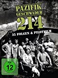 Pazifikgeschwader 214 - 35 Folgen & Pilotfilm (18 DVDs)