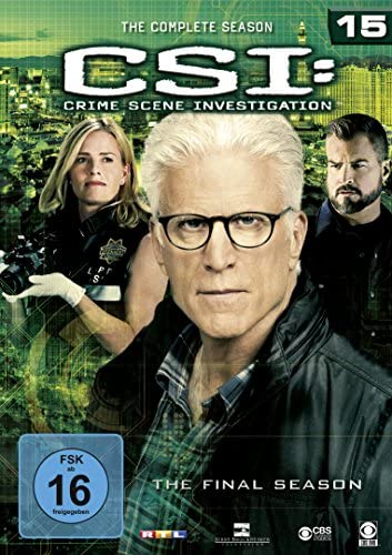 CSI Season 15 (6 DVDs)