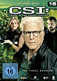 CSI - Season 15 (6 DVDs)