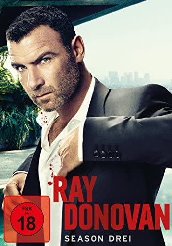 Ray Donovan Staffel 3 (4 DVDs)