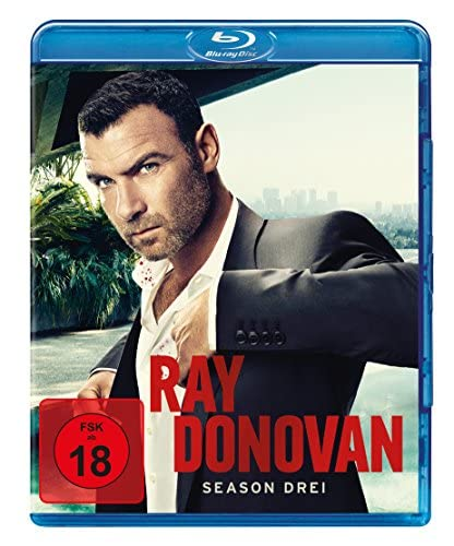 Ray Donovan Staffel 3 [Blu-ray]