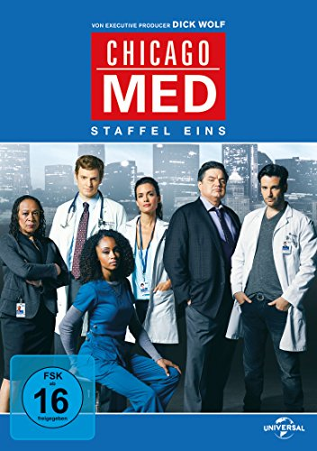 Chicago Med Staffel 1 (5 DVDs)