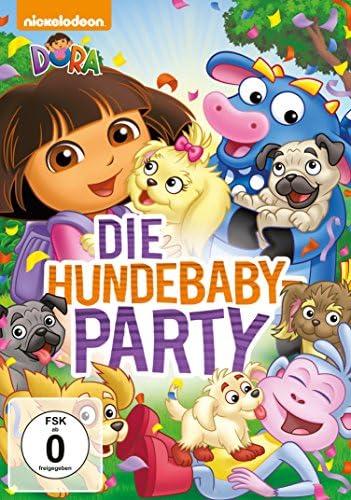Dora Die Hundebaby-Party