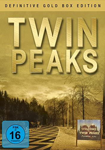 Twin Peaks The Gold Box (10 DVDs)