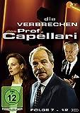 Die Verbrechen des Professor Capellari - Folge  7-12 (3 DVDs)