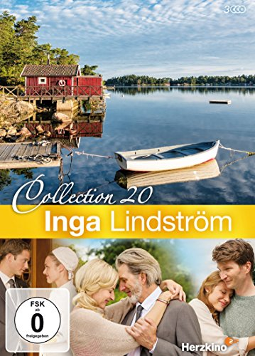 Inga Lindström: Collection 20 (3 DVDs)