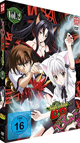 Highschool DxD BorN - Vol. 2