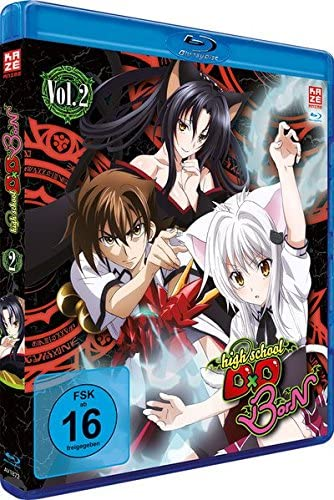 Highschool DxD BorN - Vol. 2 [Blu-ray]