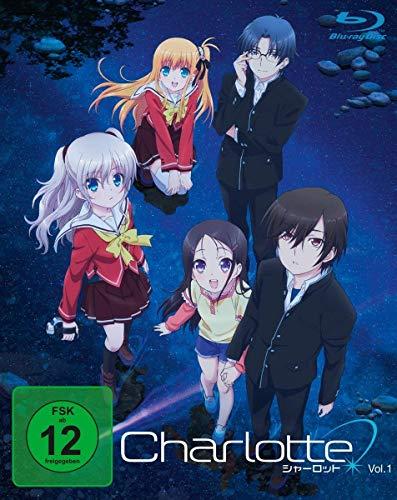 Charlotte Vol. 1 [Blu-ray]