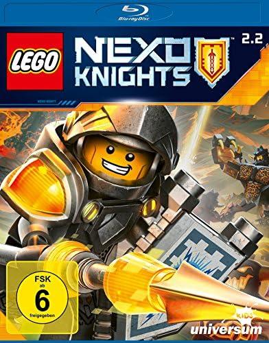 LEGO Nexo Knights Staffel 2.2 [Blu-ray]