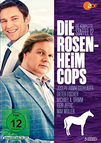 Die Rosenheim Cops Staffel 12 (5 DVDs)
