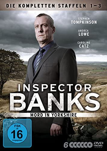 Inspector Banks Staffel 1-3 (6 DVDs)
