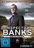 Inspector Banks - Staffel 1-3 (6 DVDs)