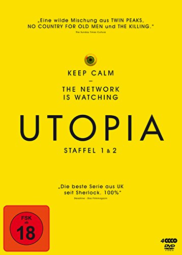 Utopia Staffel 1+2 (4 DVDs)