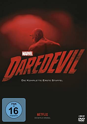 Marvel's Daredevil Staffel 1 (4 DVDs)