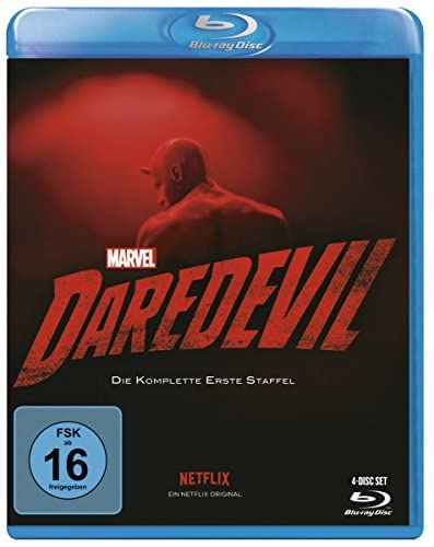 Marvel's Daredevil Staffel 1 [Blu-ray]