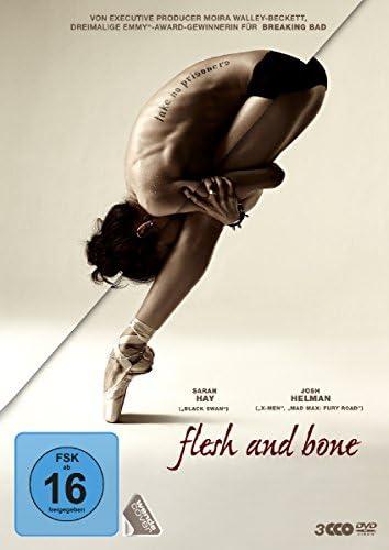 Flesh and Bone 3 DVDs