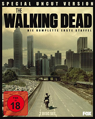 The Walking Dead Staffel 1 (Limited Edition) [Blu-ray]