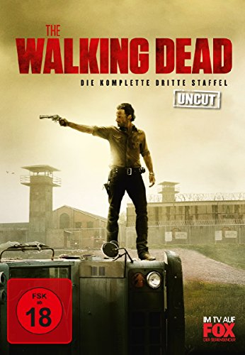 The Walking Dead Staffel 3 (Limited Edition) (5 DVDs)